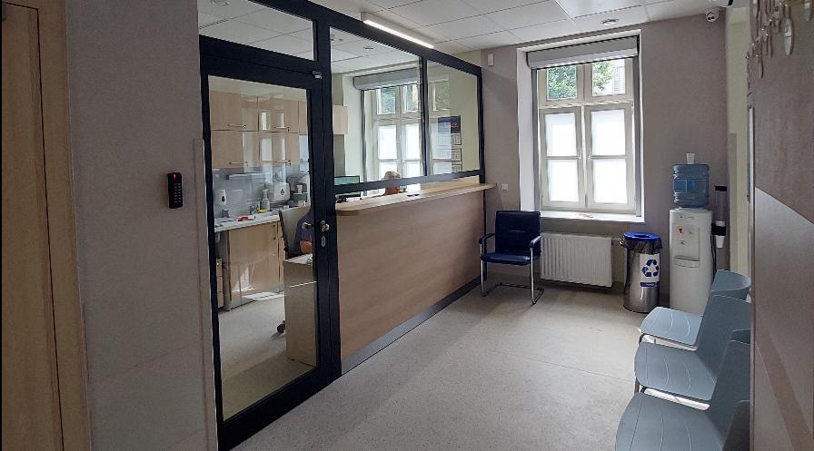 Nowe pomieszczenia dla Poradni Leczenia Uzależnień