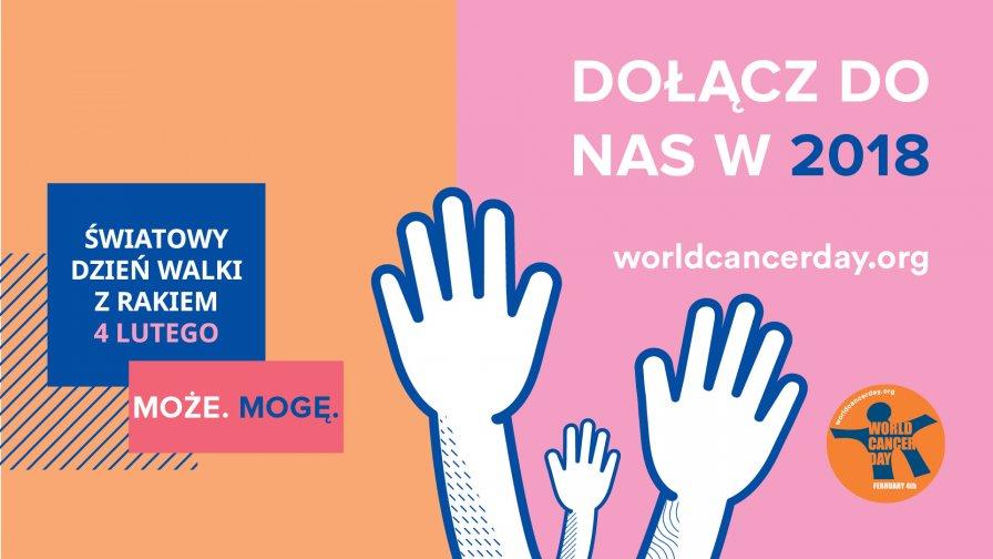 4 Lutego - Światowy Dzień Walki Z Rakiem